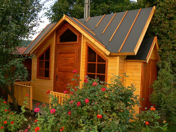 Beautiful backyard cabin tiny house pins Tiny house in backyard