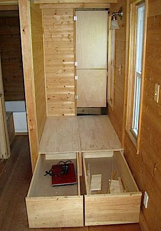 Tumbleweed Tiny House Built by Jay Shafer for Sale Tiny House Pins