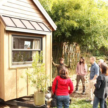 Dee Williams Tiny House Workshop July 20-21, 2013