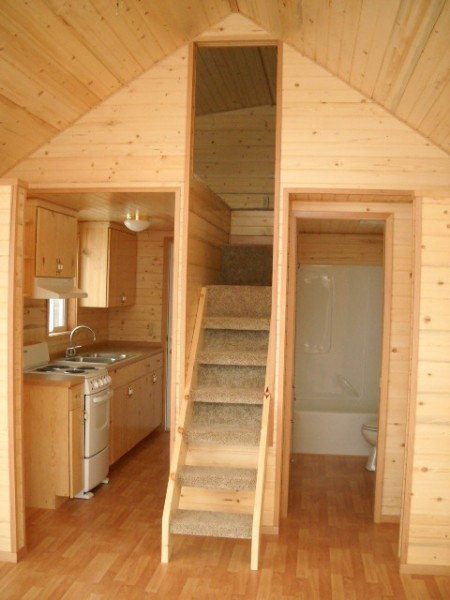 Tiny house on roids tiny house pins for Tiny house interieur