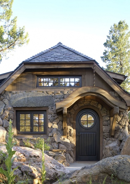 Small stone house tiny house pins Strona house