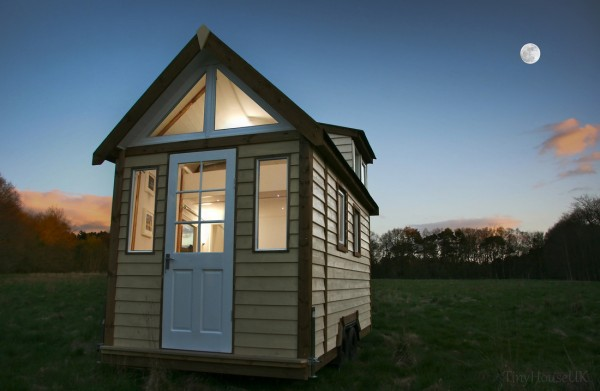 Tiny House in UK for Sale (Seen on TV)