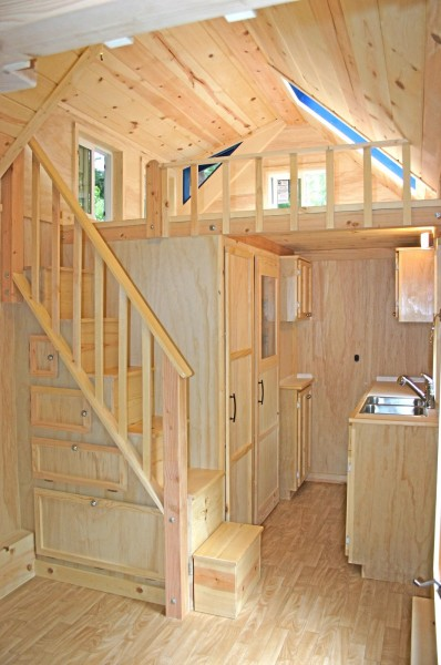Ihop tiny house tiny house pins Interior pictures of tin homes