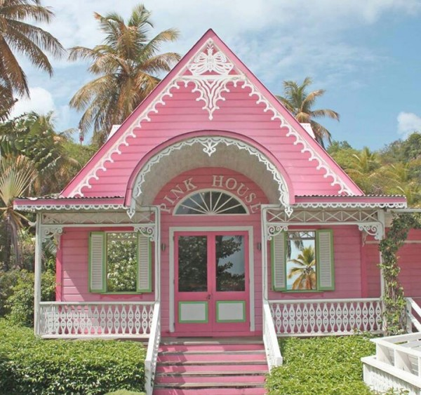 Pink Princess Tiny Cottage