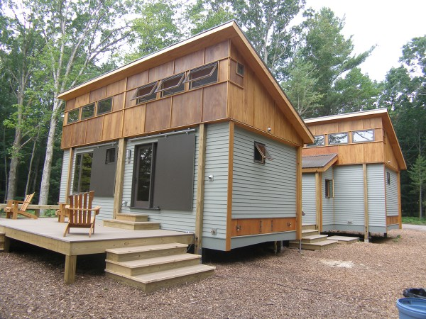 Cottage in a day prefab tiny cabins tiny house pins for Modular cabins and cottages