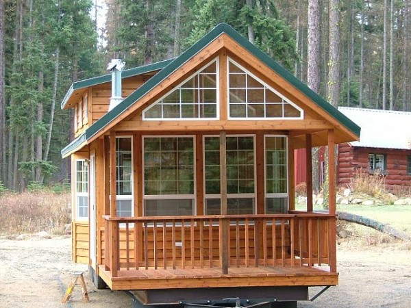 Portable cabins or cottages joy studio design gallery for Portable home designs