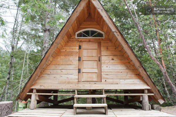 micro cabin on pinterest a frame a frame cabin and