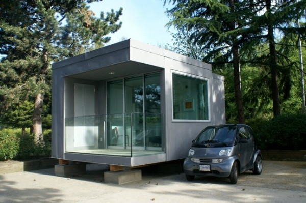 L41 Tiny Homes: Smart, Flexible and Affordable Homes for All?