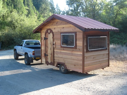 Amazing Rustic Tiny House For Sale In Sebastopol Ca Tiny House Pins Largest Home Design Picture Inspirations Pitcheantrous
