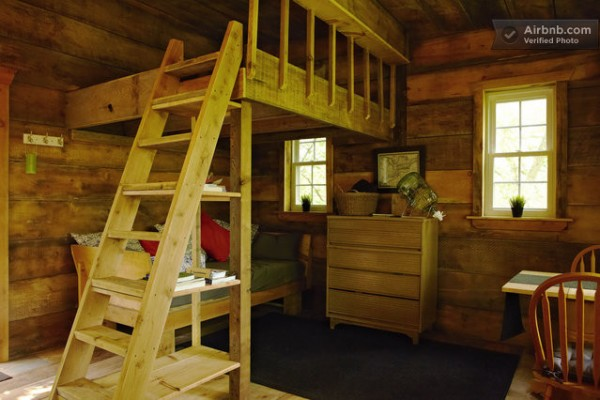 Tree House In Blue Mountains Canada Tiny House Pins