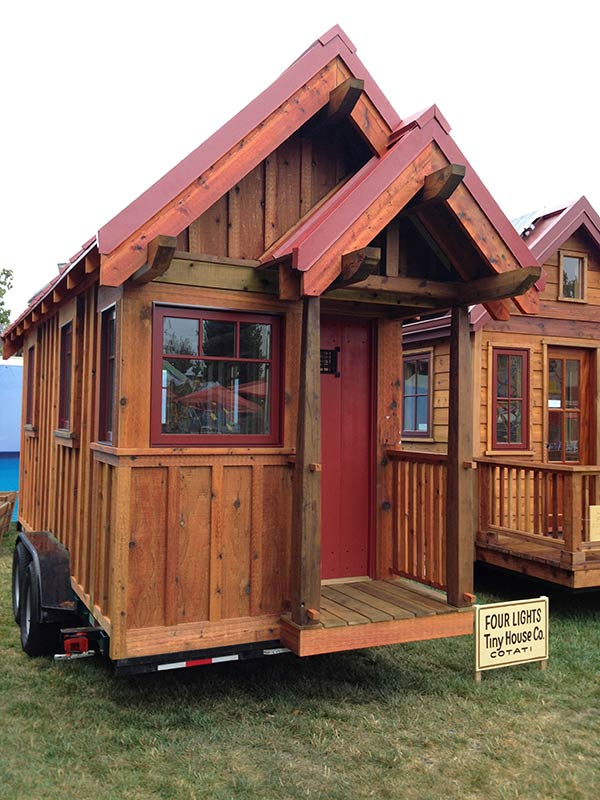 Weller Tiny House for Sale for just $19k