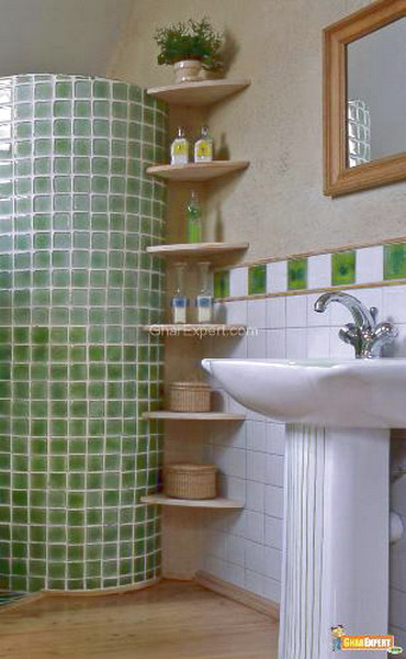 17 Storage Hacks For Tiny Bathrooms Tiny House Pins