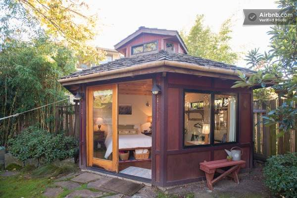 Tiny backyard guest studio tiny house pins Tiny house in backyard