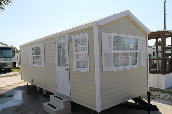 Park model tiny house for sale in florida tiny house pins for Small homes in florida
