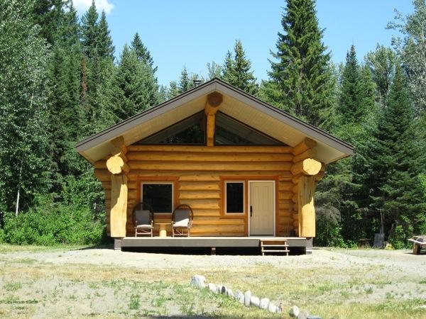 bigstock-New-log-cabin-40534432