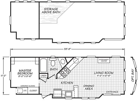 Katrina Cottage Floor Plans
