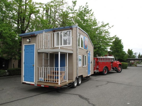 Fire Safety Tiny House On A Trailer Tiny House Pins