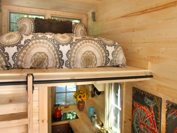 Linden 20 Tiny House: 131 Sq Ft of Bliss for Less Than $26k | Tiny ...