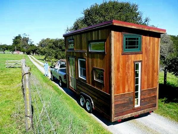 Flying Tortoise Tiny House