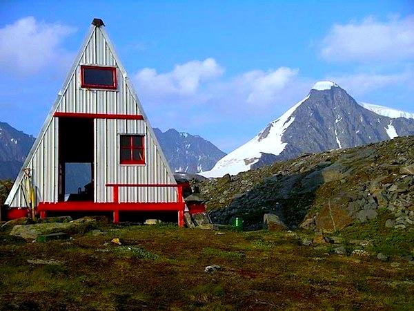 tiny-metal-a-frame-cabin