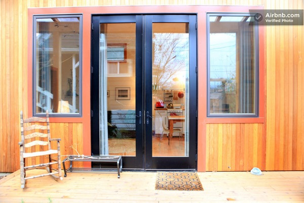 435 Sq Ft Tiny Eco House in Portland OR-17
