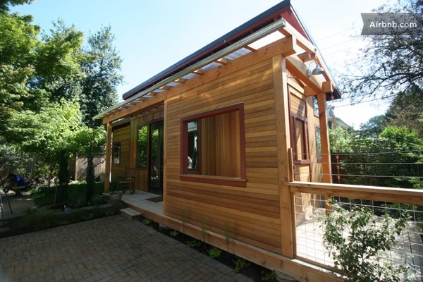 435 Sq Ft Tiny Eco House in Portland OR-18