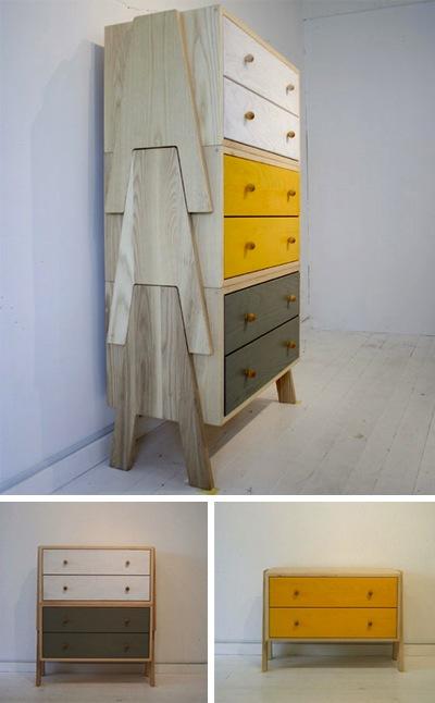 Stackable Dresser Drawers