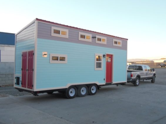 The Dream House To Go by Upper Valley Tiny Homes